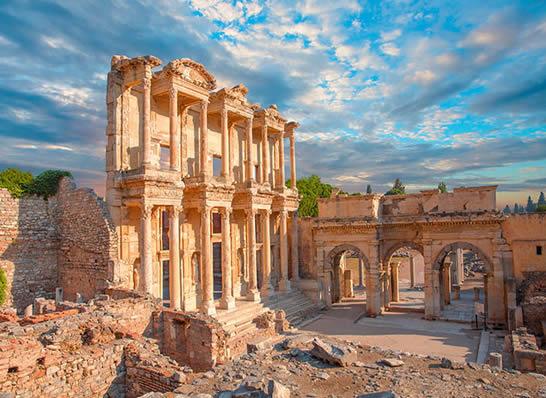 Antički grad Efes