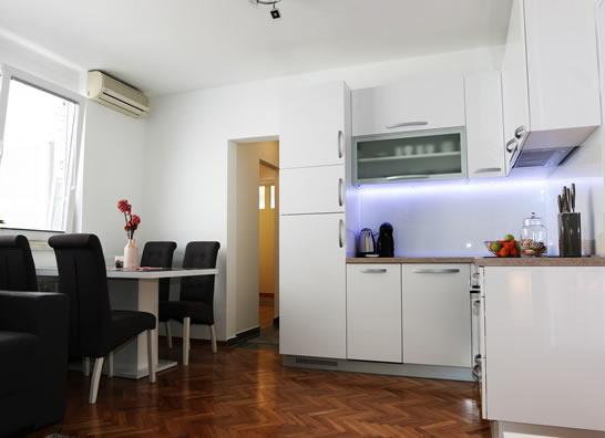 Struktura studio/apartman