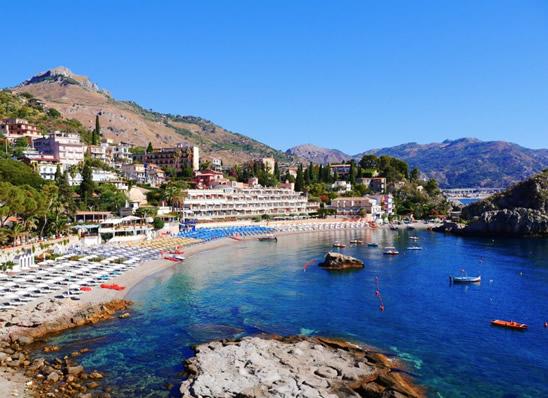Plaže Taormina